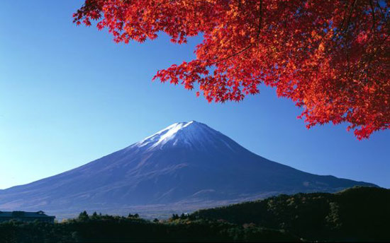 Mount Fuji - enjoy a gap year in Japan with the assistance of Japan Journeys